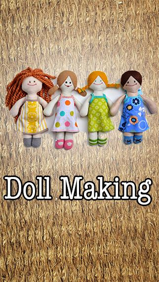 Doll Making poster