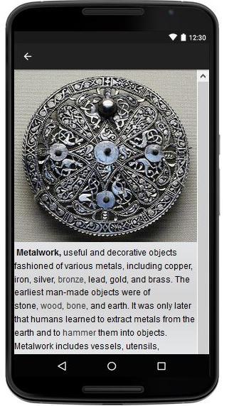 Metalwork poster