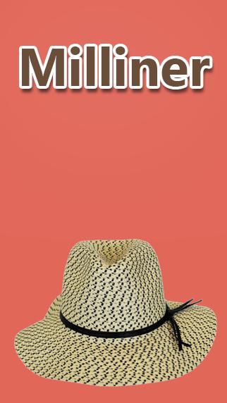 Milliner poster
