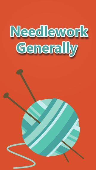 Needlework Generally poster