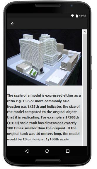 Scale Model poster