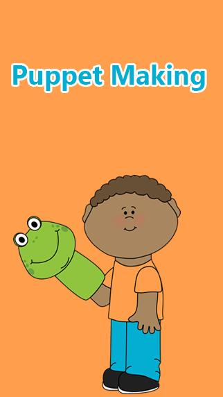 Puppet Making poster