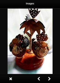 Crafts Using Coconut Shell screenshot 3