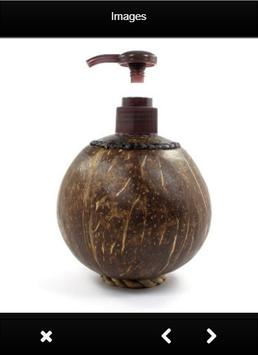 Crafts Using Coconut Shell screenshot 5