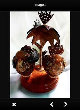 Crafts Using Coconut Shell screenshot 7