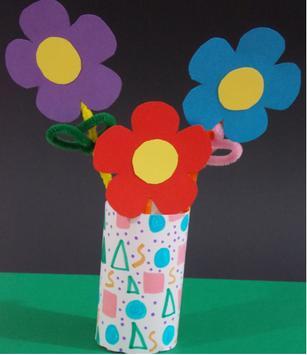 craft paper flowers screenshot 12