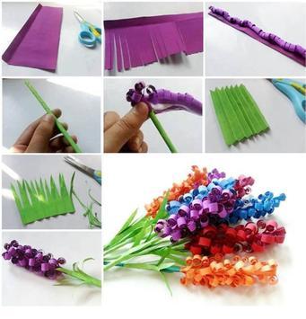 craft paper flowers screenshot 1