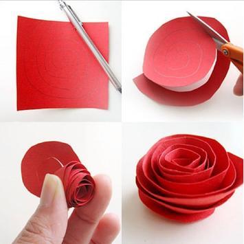 craft paper flowers screenshot 2