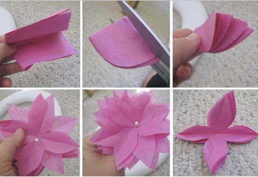 craft paper flowers screenshot 3
