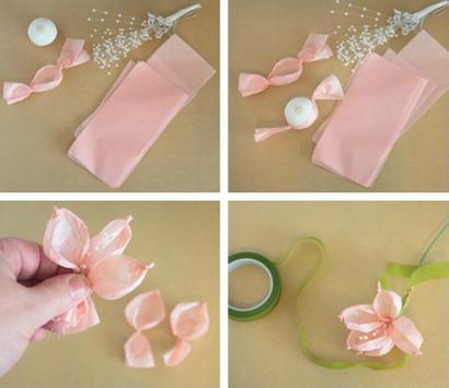 craft paper flowers screenshot 7