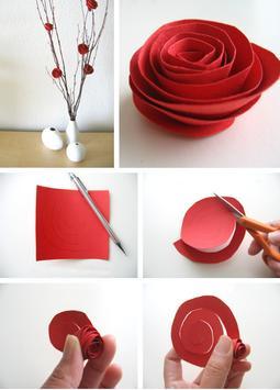 craft paper flowers screenshot 8