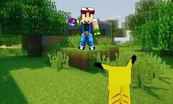 Craft Pixel: Pixelmon Go apk screenshot