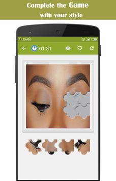 DIY Eyebrows Makeup screenshot 1