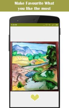natural scenery drawing screenshot 2