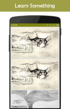 Pencil Sketch Drawing Ideas apk screenshot