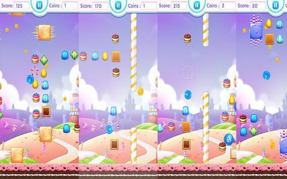 Crafty Candy Fruit island screenshot 8