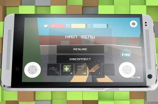 Block Zombie Town screenshot 4
