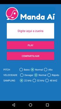 Manda Aí screenshot 1