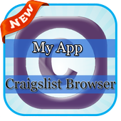 Browser for Craigslist NY 2 🤑 icon