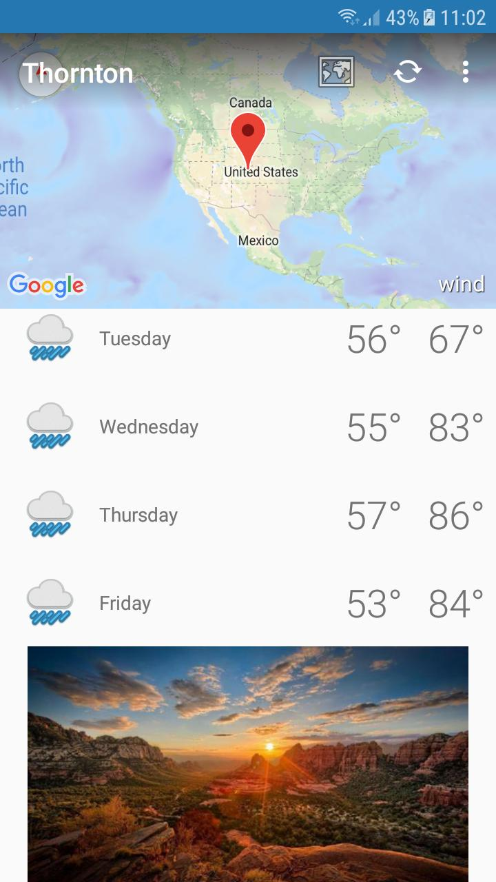 thornton co weather and more for android apk download thornton co weather and more for
