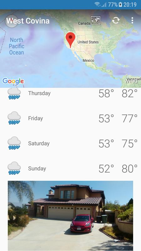 West Covina Ca Weather And More Screenshot 2