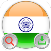 Indian video downloader icon