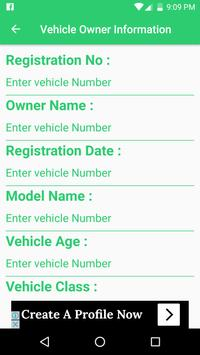 How to find vehicle owner detail screenshot 3