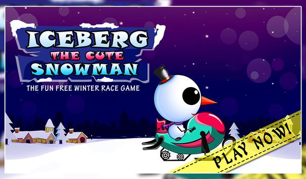 Iceberg the Cute Snow Man screenshot 10