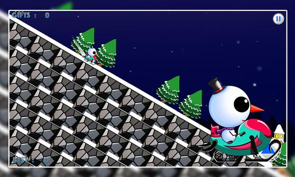 Iceberg the Cute Snow Man screenshot 1