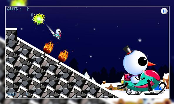 Iceberg the Cute Snow Man screenshot 2