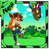 Bandicoot Crash Jungle icon