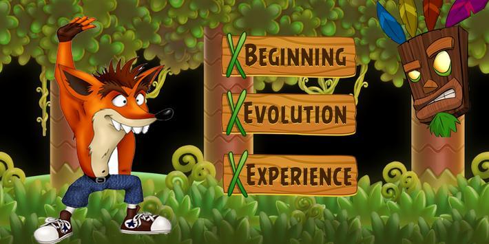 Bandicoot Crash Jungle apk screenshot