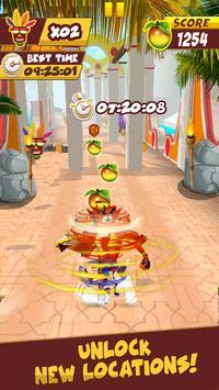 Crash Bandicoot Legends Rush: Adventure 3D poster