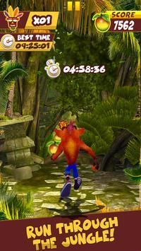 Crash Bandicoot Legends Rush: Adventure 3D screenshot 5