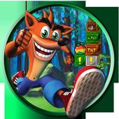 Amazing Bandicoot Jungle Adventure icon