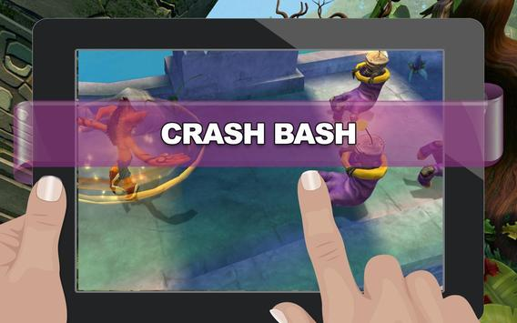 Crash Adventure of Bash poster