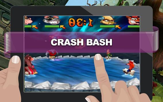 Crash Adventure of Bash apk screenshot