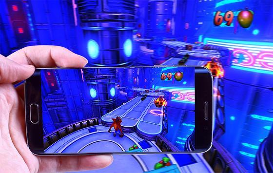 The Crash Fox Bandicoot 3D Adventure screenshot 2
