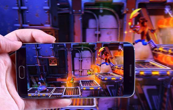 The Crash Fox Bandicoot 3D Adventure screenshot 6