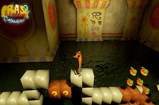Super Crach Bandicoot Twister apk screenshot