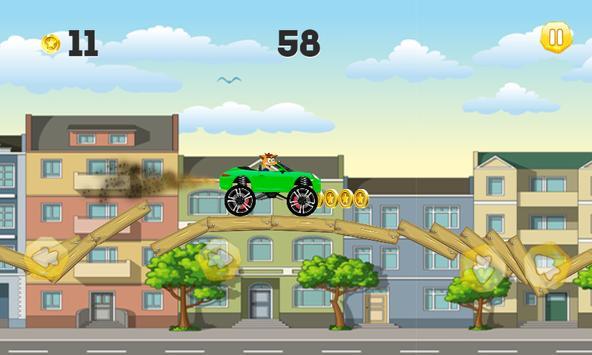 Bandicoot supercars Crazy Adventures screenshot 16