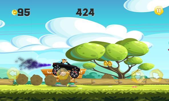 Bandicoot supercars Crazy Adventures screenshot 12