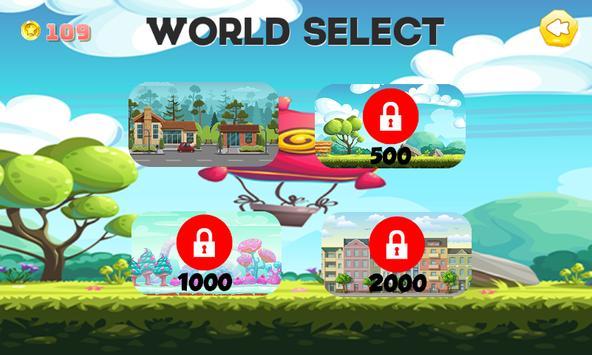 Bandicoot supercars Crazy Adventures screenshot 1