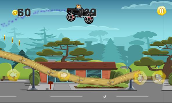 Bandicoot supercars Crazy Adventures screenshot 3