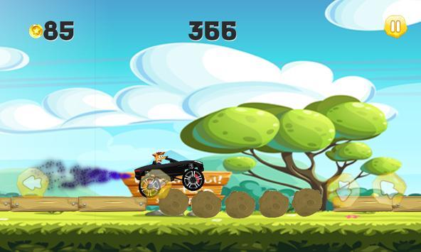 Bandicoot supercars Crazy Adventures screenshot 5