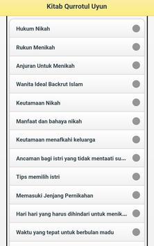 Kitab Rumah Tangga Dalam Islam apk screenshot