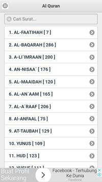 Kitab Suci Al Quran dan Terjemahan screenshot 7