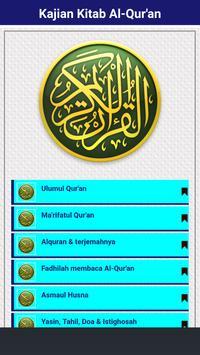 Kitab Suci Al Quran dan Terjemahan poster