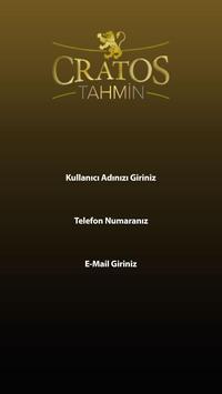 Cratos Tahmin poster