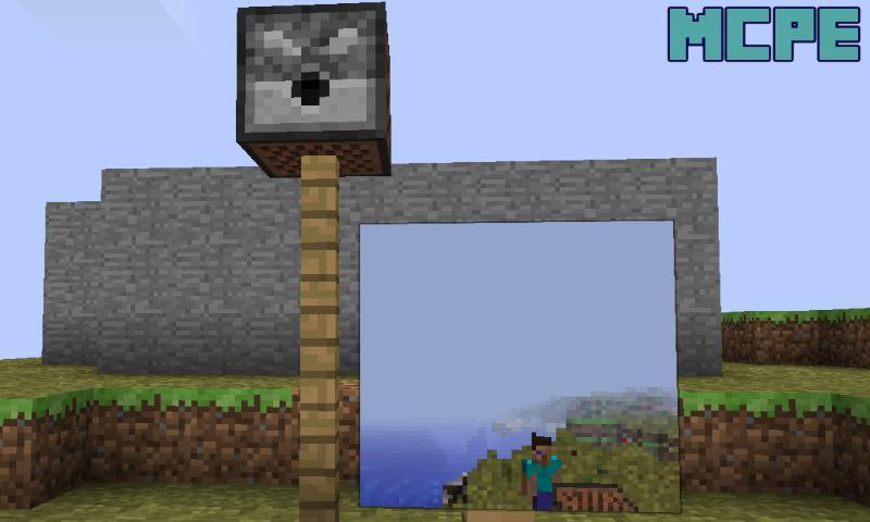 Security Camera Mod for Minecraft PE for Android - APK Download